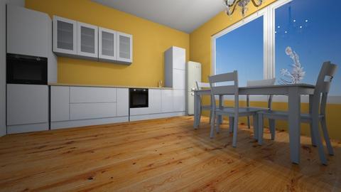 Kitchen - Modern - Dining room - by Twerka