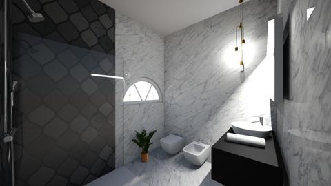 a - Bedroom - by Natalia Michalina Karbownik