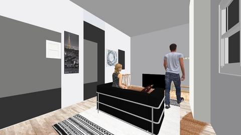 236 Christopher Columbus - Living room - by kleban31