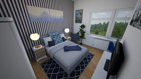 Tomek - Bedroom - by aidual