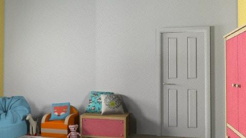 Laura Porter - Kids room - by phatpiggy13