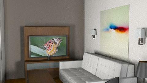 CASA MODELO 1 - 29 Oct 2010 11:33:00 AM - Minimal - Garden - by cibelles