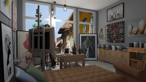 Artist Workshop - by ilcsi1860
