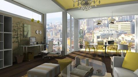 Design studio - Modern - Office - by cready