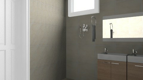 kskriszta - Minimal - Bathroom - by kskriszta