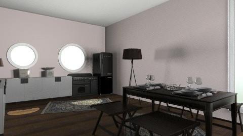 1 bedroom apt - Glamour - Bathroom - by amandafern