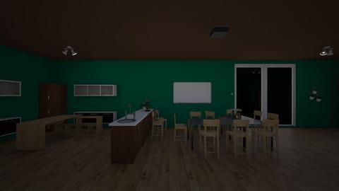 vis lab redesign - Minimal - by melissa_h