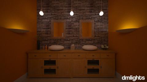 Bathroom - Bathroom - by DMLights-user-984050