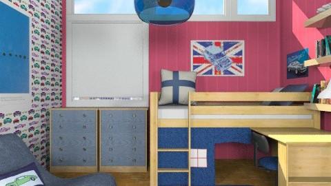 Typical Boys Room - Modern - Kids room - by chloedaniella