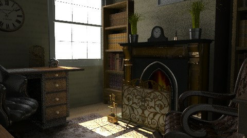 Victorian Offices   - Classic - Office - by Lisett