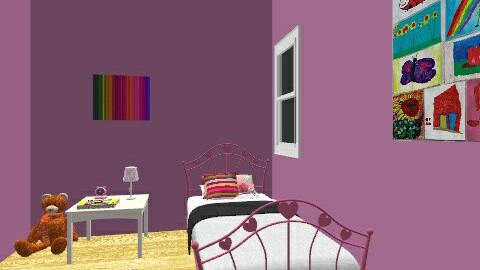 cute room - Kids room - by Maddi2002