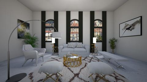 luxuring - Living room - by Angela Quintieri