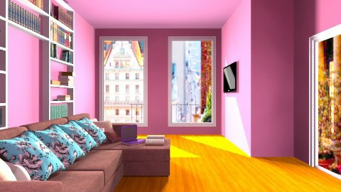 The View - Glamour - Living room - by shaniadasi