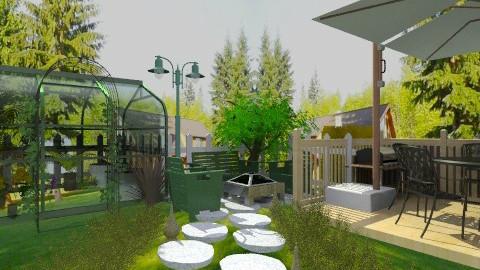 garden - Vintage - Garden - by Designerloft