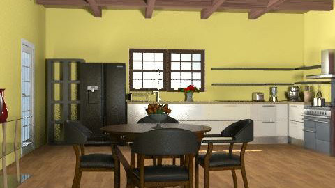 Family Home: Kitchen - Classic - Kitchen - by reedj0218