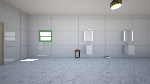Urban Jungle Bathroom - Minimal - Bathroom - by rodrio 123