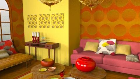 Lmbaduba - Living room - by bibiboo