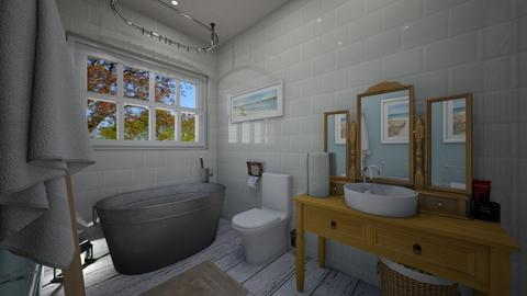 Bathroom - Vintage - Bathroom - by Annathea