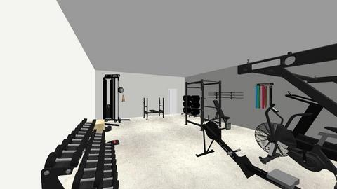 NED Gym - by rogue_1b37ae636bfb5379d5fa7143c640a