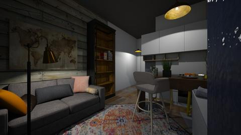 jhoffkj - Bedroom - by mila3119