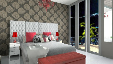 Hotel private - Bedroom - by cready