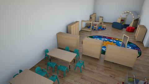 Toddler 1_2 room  - Kids room - by WMNGQAYWWQDKZJFAXPQQZUMQUDKAQYW