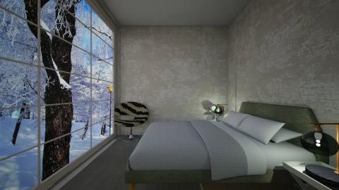 Casa148BedRoom - Feminine - Bedroom - by nickynunes