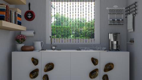 Kitchen Window - Kitchen - by VeroDale