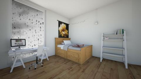 My dream room Krist soup  - Bedroom - by Cora_da_B0ss