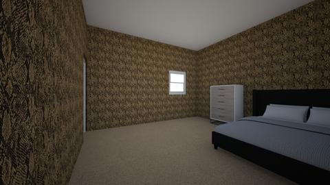 My Bedroom - Retro - by Dawson52
