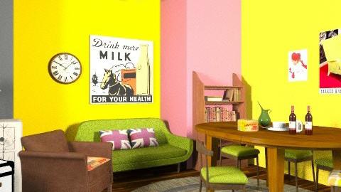 VintageRoom - Vintage - Living room - by decorj