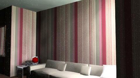 living room - Modern - Living room - by candylandbabe94
