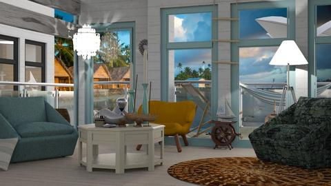 Shoreline - Modern - Living room - by Jessica Fox