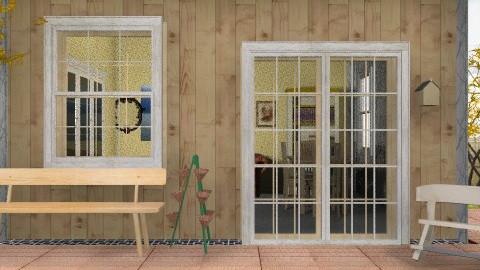 Hovel - Rustic - Garden - by milyca8