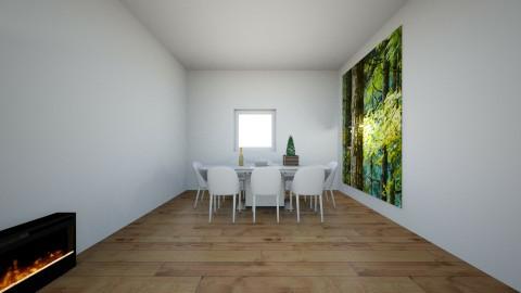 Isidora - Living room - by Isidora 123