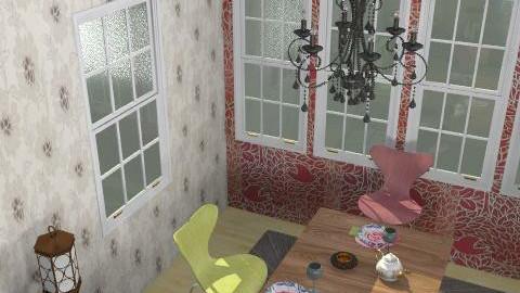 Amazing - Glamour - Kitchen - by libbyyk