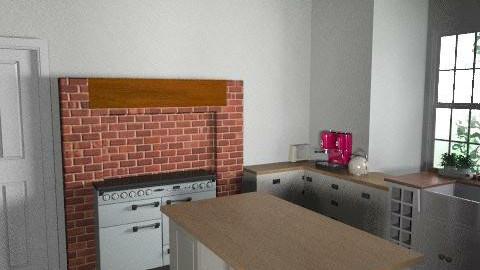 kitchen design - Kitchen - by nilou