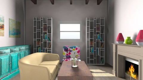 L1 Display Hosting Area - Eclectic - by clhunold