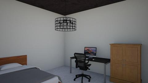 ido - Modern - Bedroom - by theone1212