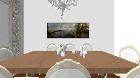 House - Dining room - by kgo01