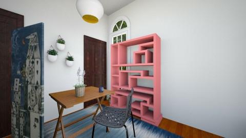 House 2 - by Gabriela Vaca Pliego