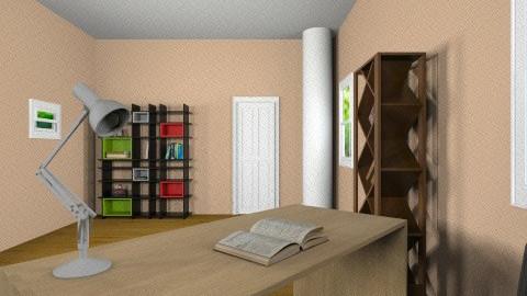 Bureau - by Karminn A