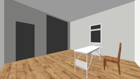 Hideaway _ Second room - Minimal - Office - by kitsunooki
