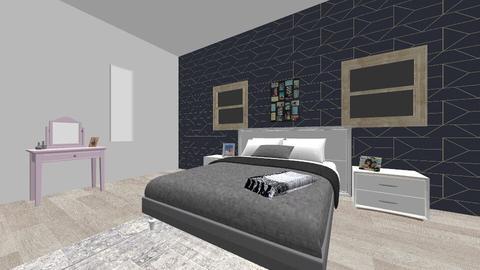 Bedroom  - Bedroom - by Zandra Docken
