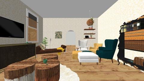 deising - Bedroom - by hania Lamfon