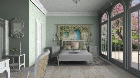 Tilly2 - Rustic - Bedroom - by milyca8