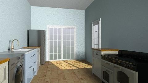 Kitchen - Country - Kitchen - by eileenblair1