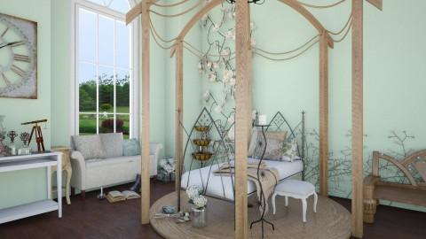 My Fairies garden - Kids room - by megalia42