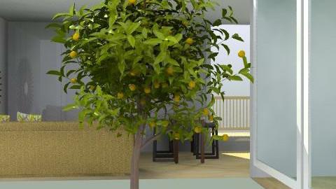 casa VILLAUME - Minimal - Garden - by cibelles