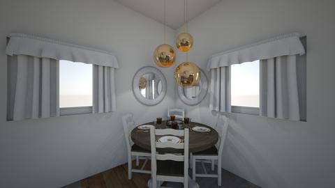 girl - Dining room - by ryleesch123